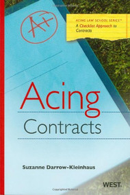 ACING CONTRACTS (1ST, 2010) 9780314171719