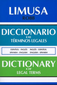 ROBB'S DICCIONARIO DE TERMINOS LEGALES (12TH, 1998)