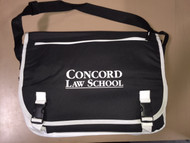 CONCORD LAW SCHOOL MESSENGER BAG
