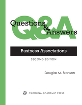 Q&A ON BUSINESS ASSOCIATIONS (2ND, 2011) 9781422490853