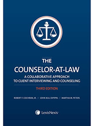 COCHRAN'S THE COUNSELOR AT LAW (3RD, 2014) 9781630430665