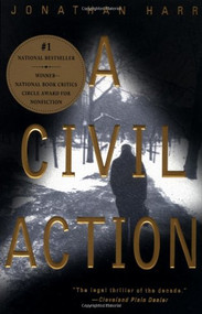 HARR'S A CIVIL ACTION [USED ONLY] (REPRINT, 1996) 9780679772675