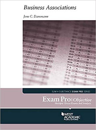 EXAM PRO ON BUSINESS ASSOCIATIONS-OBJECTIVE (1ST, 2016) 9781628101942