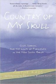 KROG'S COUNTRY OF MY SKULL (2000) 9780812931297