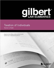 GILBERT LAW SUMMARIES ON TAXATION OF INDIVIDUALS (22ND, 2016) 9781634599030
