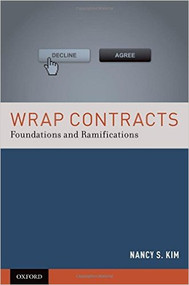 KIM'S WRAP CONTRACTS (1ST, 2013) 9780199336975