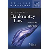 PRINCIPLES OF BANKRUPTCY LAW (CONCISE HORNBOOK SERIES) (2ND, 2016) 9781634596220