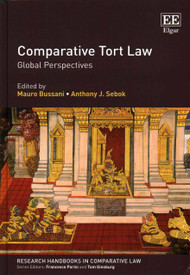 BUSSANI'S COMPARATIVE TORT LAW (2017) 9781786438416