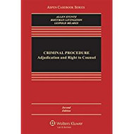 ALLEN'S CRIMINAL PROCEDURE: ADJUDICATION AND RIGHT TO COUNSEL (2ND, 2016) 9781454868286