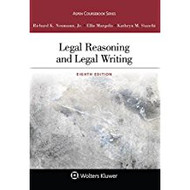 NEUMANN'S LEGAL REASONING AND LEGAL WRITING (8TH, 2017) 9781454886525