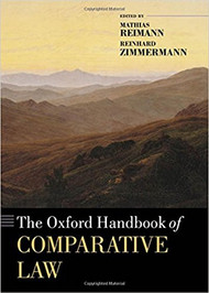 REIMANN'S THE OXFORD HANDBOOK OF COMPARATIVE LAW [PAPERBACK] (2008) 9780199535453