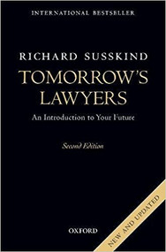 SUSSKIND'S TOMORROW'S LAWYERS (2ND, 2017) 9780198796633