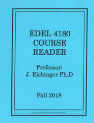 EICHINGER'S EDEL 4180 (FALL 2018)