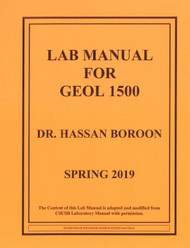 BOROON'S GEOL 1500 (SPRING 2019)
