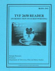 BERUMEN'S TVF 2650 (SPRING 2019)