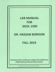 BOROON'S GEOL 1500 (FALL 2019)