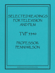 WILSON'S TVF 3340 (FALL 2019)