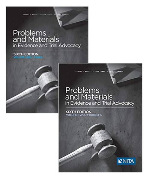 R.E.A.D Problems and Materials in Evidence and Trial Advocacy: Volume Two / Problems (NITA)