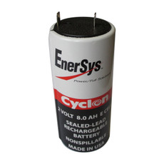 0850-0004 Enersys Cyclon Battery - 2 Volt 8.0AH E Cell - Hawker Gates