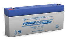Power-sonic PS-1229 Battery - 12 Volt 2.9 Amp Hour