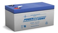 Power-sonic PS-1230 Battery - 12 Volt 3.4 Amp Hour