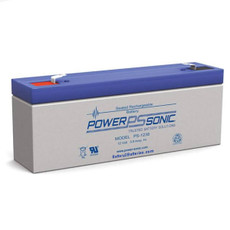 Power-sonic PS-1238 Battery - 12 Volt 3.8 Amp Hour