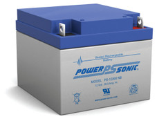 Power-sonic PS-12260 NB Battery - 12 Volt 26.0 Amp Hour