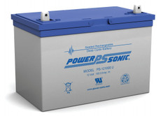 Power-sonic PS-121000 U Battery - 12 Volt 100.0 Amp Hour Group 27