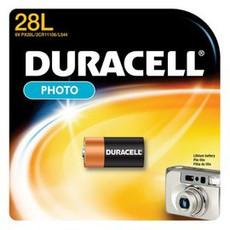Duracell PX28L 6 Volt Lithium Battery