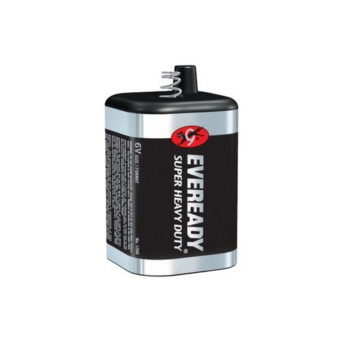 Eveready 1209 Battery For 6 Volt Flashlight Lantern