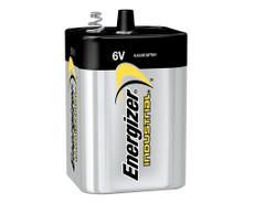 Energizer EN529 Battery 6 Volt Flashlight / Lantern w/Spring Terminals