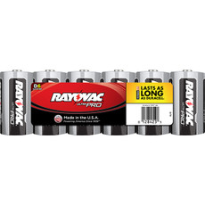 Rayovac AL-D D Cell Ultra Pro Battery