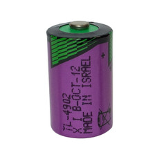 Tadiran TL-4902 - TL-4902/S Battery - 3.6 Volts 1200mAh 1/2AA Lithium