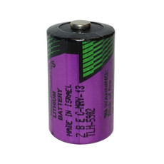 TLH-5902/S - TLH-5902 Tadiran Battery - 3.6V 1/2AA Lithium Extended Temperature