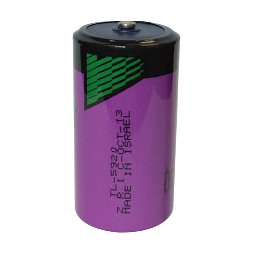 Tadiran TL-5920 - TL-5920/S Battery - 3.6 Volt 8.5Ah C Lithium
