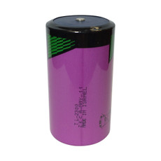 Tadiran TL-2300 - TL-2300/S Battery - 3.6V 19Ah D Cell Lithium