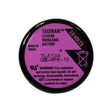 Tadiran TL-5134/P - TL5134 Battery - 3.6V 1000mAh 1/10D Lithium