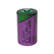 Tadiran TL-5101 - TL-5101/S Battery - 3.6V 950mAh 1/2AA Lithium