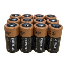 Duracell DL123A Battery
