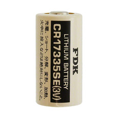 FDK CR17335SE 3V Lithium Battery - 3 Volt 1800mAh