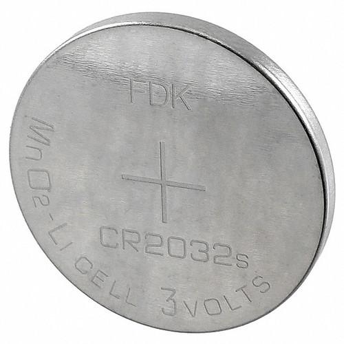 FDK CR2032 Battery - 3 Volt 220mAh Lithium Coin Cell