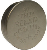 Renata CR2477N Battery - 3 Volt 950mAh Lithium Coin Cell