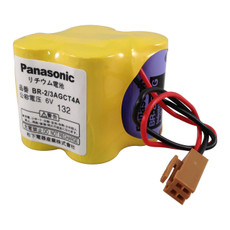 Panasonic BR-2/3AGCT4A Battery for PLC Logic Controls