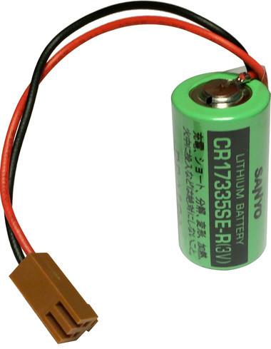 GE Fanuc - Cutler Hammer CR17335SE-R - IC693ACC301 Battery