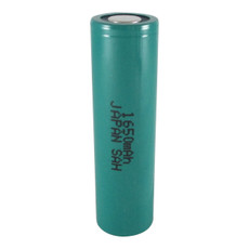 FDK HR-AAU AA Cell NiMH Battery - 1.2 Volt 1650mAh Flat Top