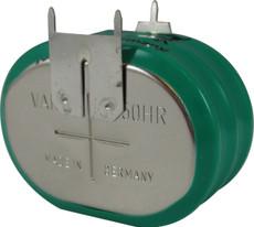 Varta 3/V450HR, 55945-303-059 Battery - 3.6 Volt 450mAh NiMH Pack
