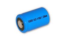 Tenergy 20303 4/5 Sub C Ni-Cd Rechargeable Battery 1.2V 1300mAh