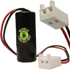 ELB1P201N1 Lithonia Battery Replacement-1.2 Volt 1200mAh NiCd
