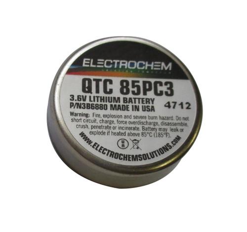 3B880 Electrochem Lithium Battery - 3B6880, QTC 85PC3 (3B880