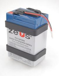 Welch Allyn 4200-84, 42MOB, 42MTB Spot Vital Signs Monitor Battery
